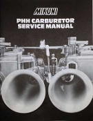 Mikuni PHH Carburetor Service Manual from UpgradeMotoring.com